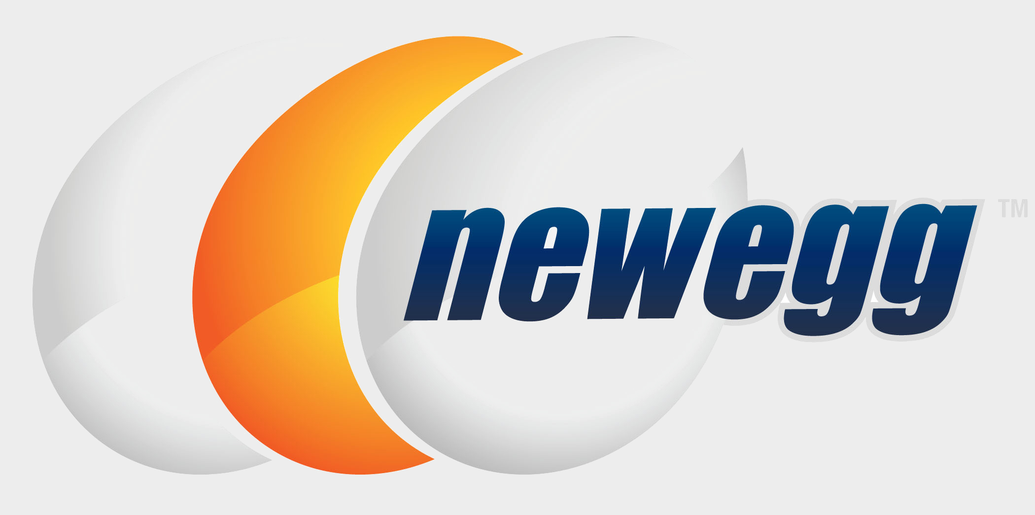 Logo, Newegg, Graphics Cards & Video Adapters, , Font, Brand, Desktop Wallpaper, Portable Network Graphics, , Product, new egg, text, product, orange, logo, font, brand, graphics, graphic design, computer wallpaper, circle, Newegg