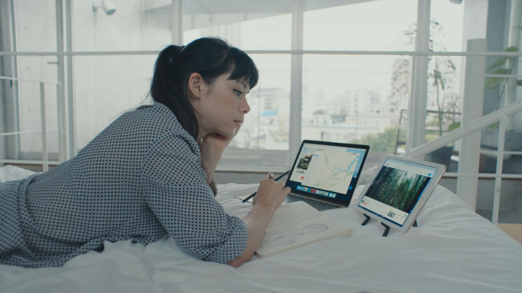 Apple iPad Family, Duet, , Display device, Computer Software, Application software, Macworld, Macintosh, macOS, Computer, Display device, Technology, Electronic device, White-collar worker, Software engineering, Job, Computer, Sitting, Gadget