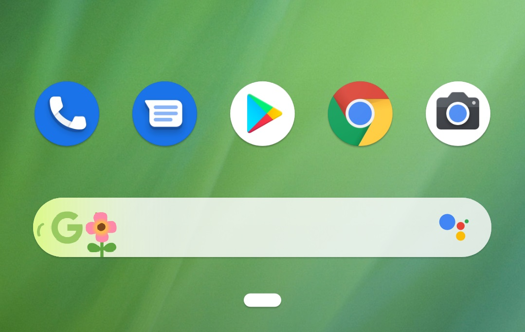 Google Pixel 3 XL, Pixel, Google Pixel 2 XL, Android, Google, , Smartphone, Google Assistant, Android P, Google, pixel 3 launcher, Green, Blue, Font, Illustration, Number, Icon, Circle, Operating system, Games, Graphic design