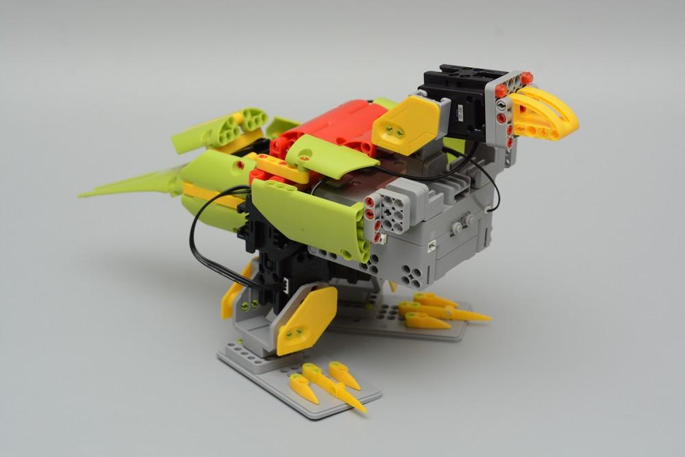是Jimu robot互動益智機器人:組裝、編程、遙控全都包這篇文章的首圖