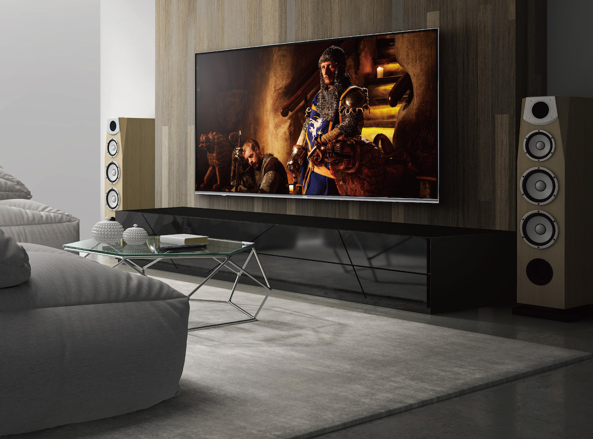 Television, Display device, BenQ, Quantum dot display, Gamut, 4K resolution, Home Theater Systems, Flat panel display, Color, 癮科技, LEXUS IS F, room, furniture, living room, hearth, interior design, television, technology, multimedia, media, floor