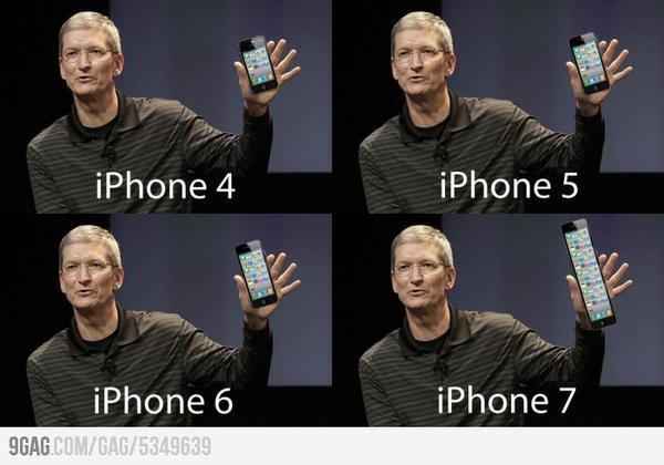 是網路事件行銷案例小小研究:愈來愈長的iPhone,從4到2000再到無限……這篇文章的首圖