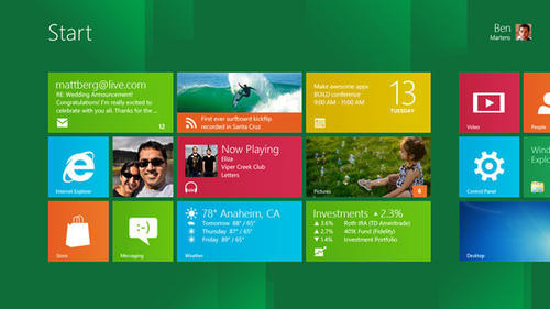 是映像觀點11:Windows 8的聯想這篇文章的首圖