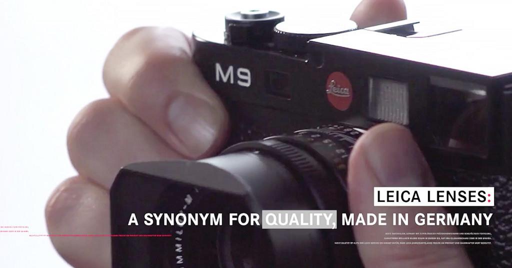 是[攝影小教室] 鏡頭怎麼做出來的?來看 Leica 如何生產一顆 38 萬的鏡頭吧~這篇文章的首圖