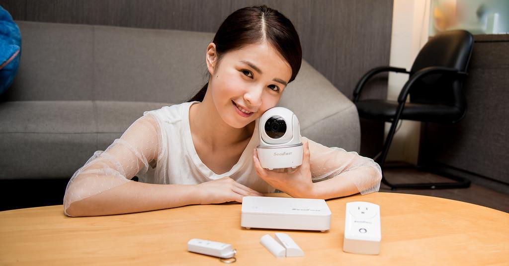 是【癮柯柯】SecuFirst 居家安全防護動手玩!就算不在家,也可以用手機監控家中安全喔~這篇文章的首圖