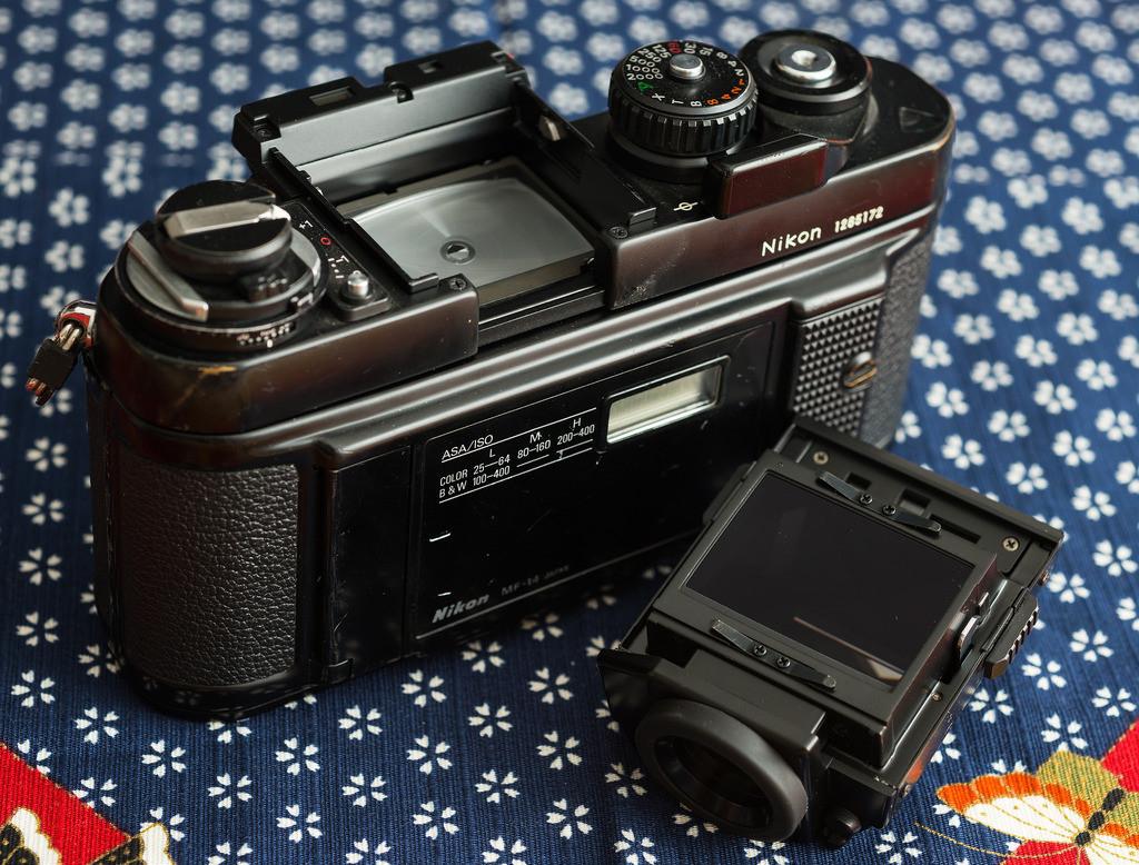 Nikon F3 全套_4