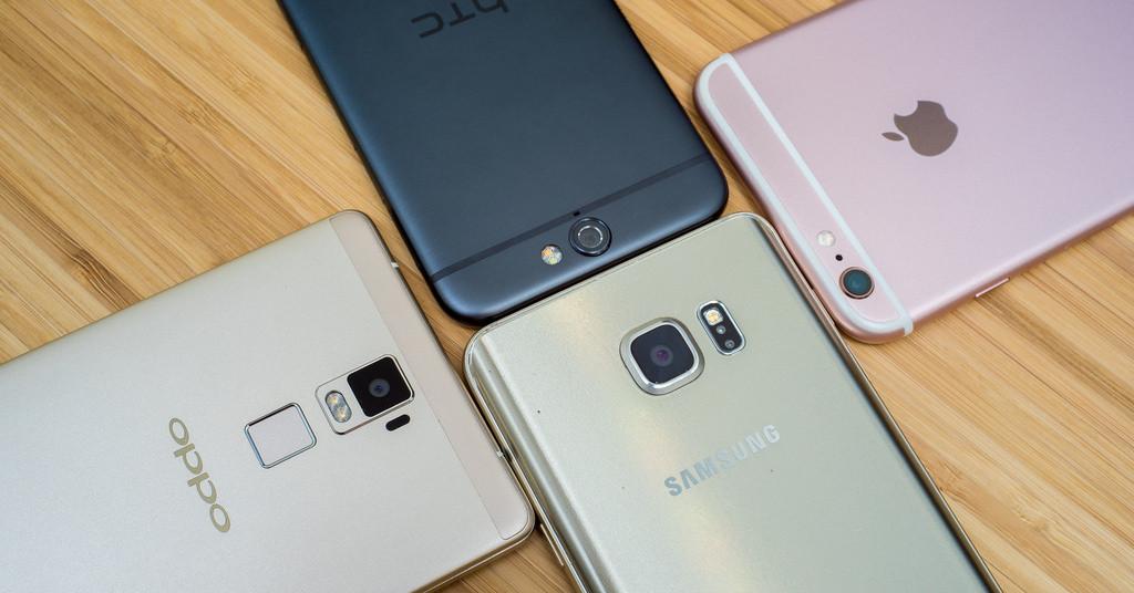 是鋁合金手機四胞胎相見歡!OPPO R7 Plus 能有機會在這些「高手」面前脫穎而出嗎?這篇文章的首圖