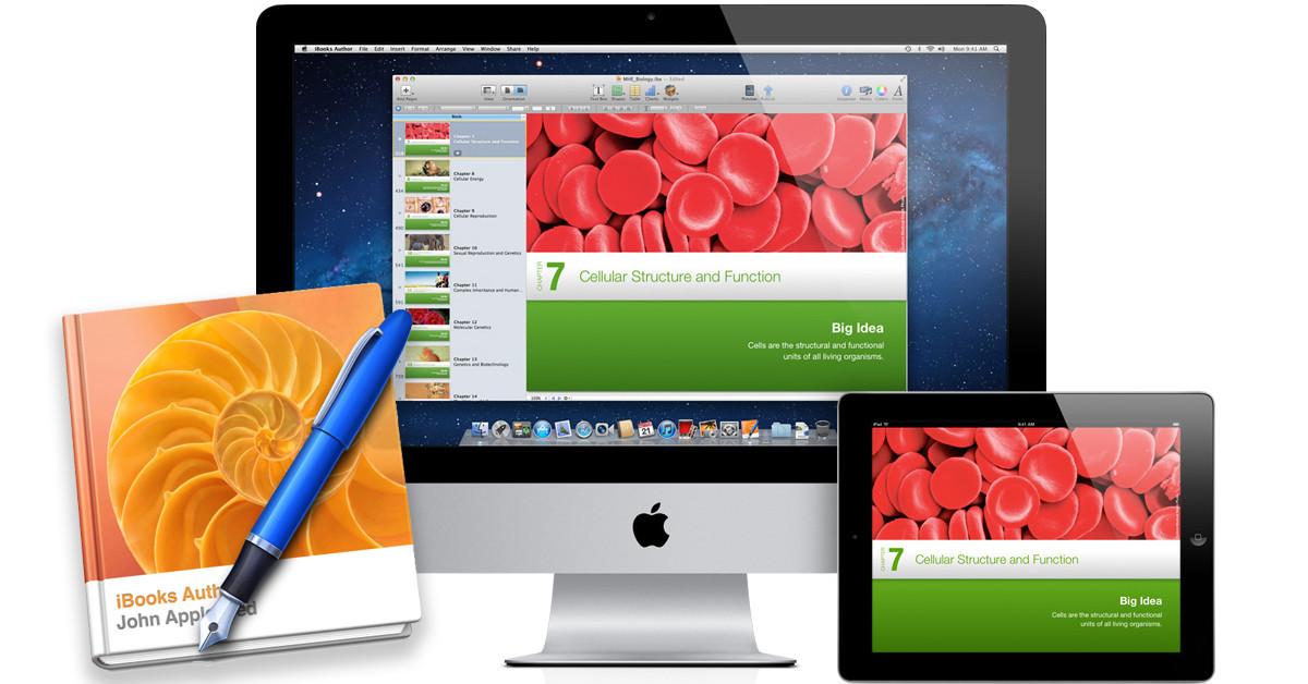 是[數位印刷術] 超讚線上課程教你使用「蘋果免費軟體 iBooks Author」輕鬆製作互動電子書~這篇文章的首圖
