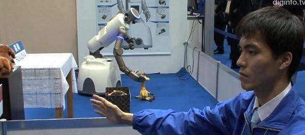 是利用Kinect體感,遠端來遙控機器人的SmartPal技術這篇文章的首圖