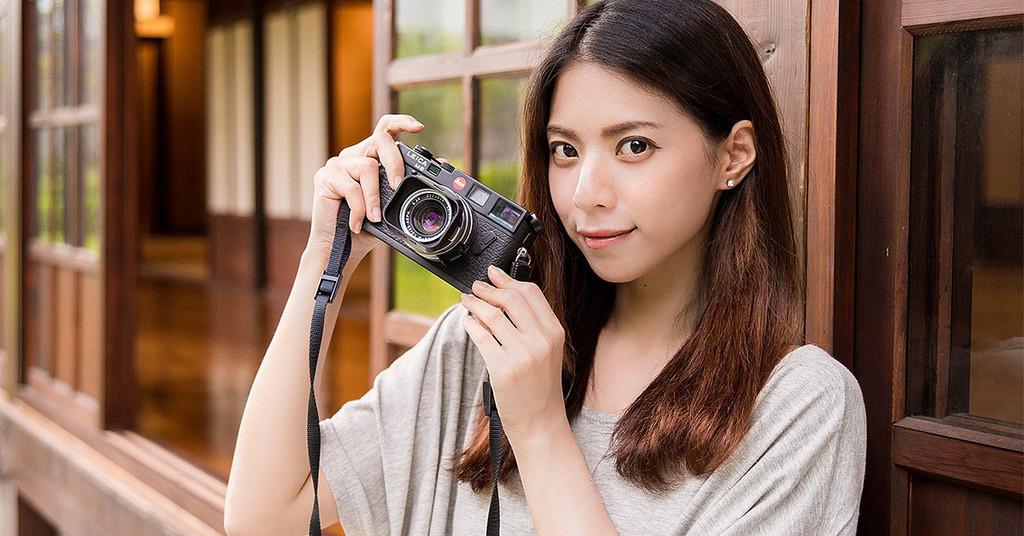 是[女孩攝影日常] 怎麼選適合自己的相機?鏡頭焦段、感光元件篇~這篇文章的首圖