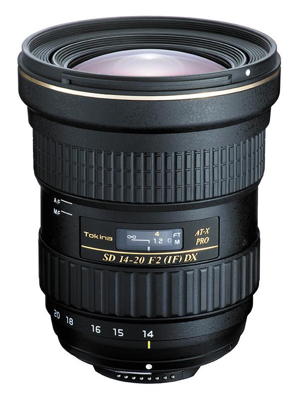 是對壘 Sigma 18-35 f1.8 , Tokina APS-C 推出大光圈廣角鏡 AT-X 14-20 F2 PRO DX 這篇文章的首圖