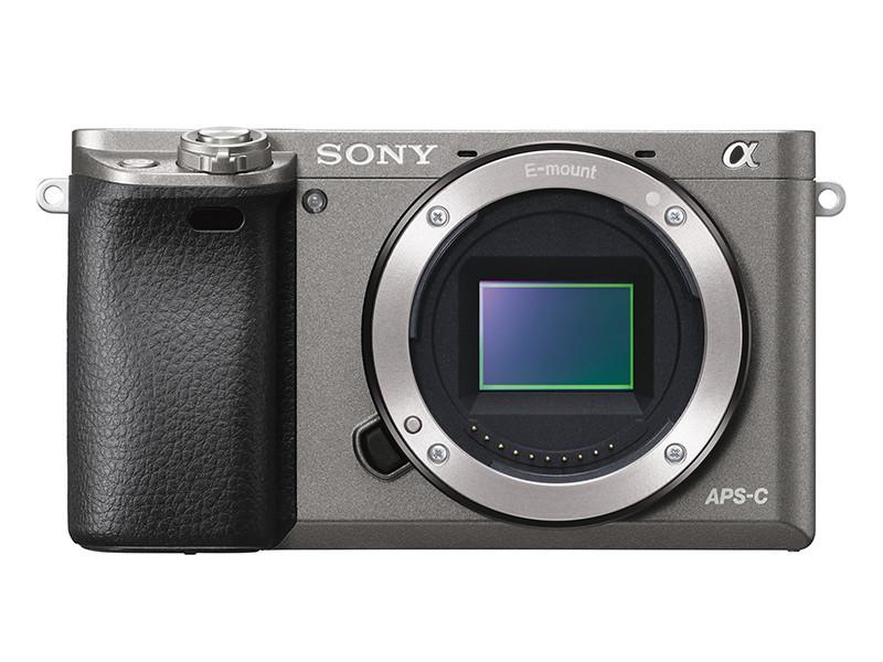 是石墨黑 Sony A6000 在台推出,搭配 SELP1650 標準變焦鏡開賣 這篇文章的首圖