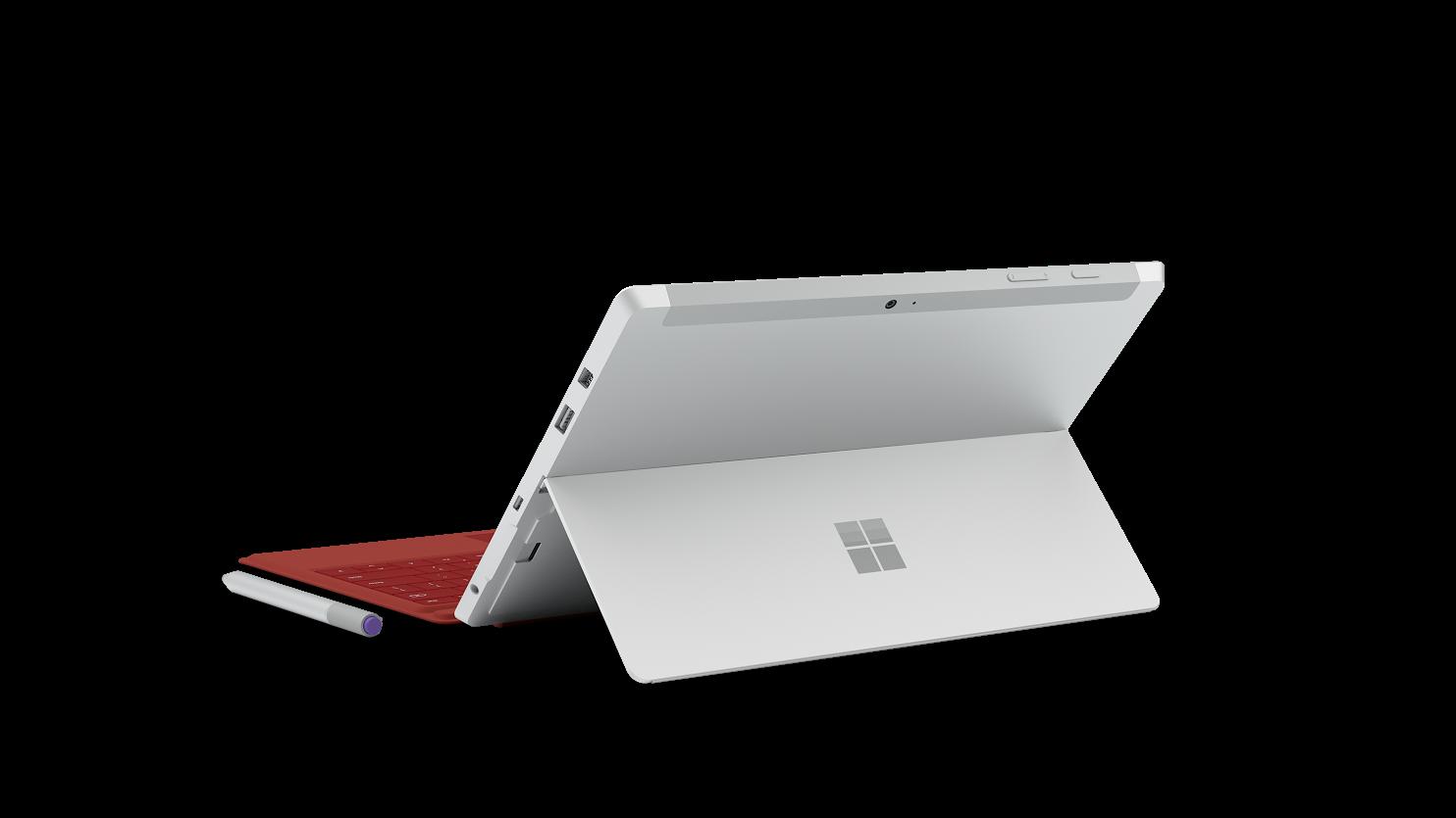 以 x86 的 Atom 取代 ARM 架構 Tegra 核心,微軟發表 499 美金的 Surface 3