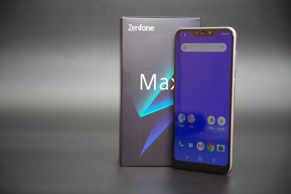追求體驗與遊戲娛樂與高續航力的全面屏機種,華碩 ZenFone Max M2 動手玩