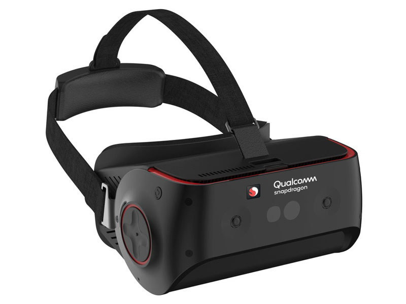 Virtual reality headset, Oculus Rift, Mobile World Congress, Virtual reality, Qualcomm Snapdragon, , Qualcomm, Headset, Mobile Phones, Augmented reality, snapdragon 845 vr headset, product, product, technology, light, hardware, product design, electronics accessory, electronics