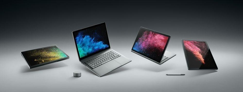 """搭載效能更強的 GTX1060 ,微軟 Surface Book 2 15"""" 在台推出"""