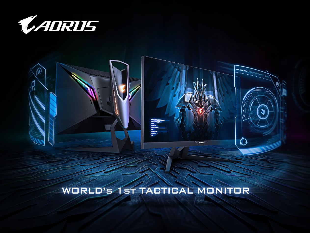 AORUS Pte. Ltd, , Gigabyte Technology, Graphics Cards & Video Adapters, Computer Monitors, Display device, Motherboard, Computer, Video Games, Graphics, AORUS Pte. Ltd, light, technology, graphic design, computer wallpaper, advertising, font, display device, graphics, darkness, brand