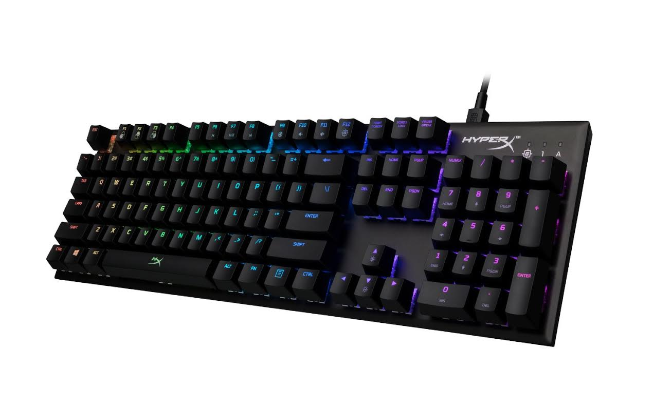 Computer keyboard, HyperX Alloy FPS Pro, Computer mouse, Gaming keypad, USB, AC adapter, , Kingston Technology, , Numeric Keypads, lenovo usb smartcard keyboard, computer keyboard, input device, computer component, product, space bar, product, numeric keypad, laptop part, technology, electronic device