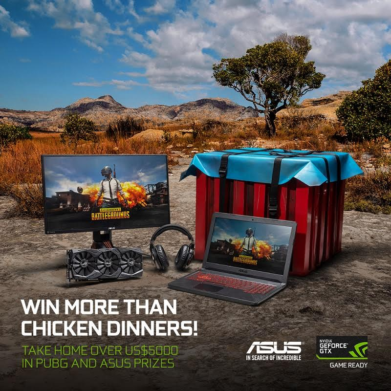 PlayerUnknown's Battlegrounds, Advertising, Landscape, Travel, Vacation, BATLEGROUNDSWIN MORE THANCHICKEN DINNERS!TAKE HOME OVER US$5000IN PUBG AND ASUS PRIZES8 GEFORCEGTXIN SEARCH OF INCREDIBLEGAME READY, BATLEGROUNDS, WIN, MORE, THAN, CHICKEN, DINNERS!, TAKE, HOME, OVER, US$5000, IN, PUBG, AND, ASUS, PRIZES, GEFORCE, GTX, IN, SEARCH, OF, INCREDIBLE, GAME, READY, advertising, landscape, sky, travel, tourism, recreation, vacation, BATLEGROUNDSWIN MORE THANCHICKEN DINNERS!TAKE HOME OVER US$5000IN PUBG AND ASUS PRIZES8 GEFORCEGTXIN SEARCH OF INCREDIBLEGAME READY, Asus, PlayerUnknown的戰場,廣告,景觀,旅遊,度假,BATLEGROUNDSWIN更多的THANCHICKEN餐廳!首頁超過5000美元的PUBG和華碩PRIZES8 GEFORCEGTXIN搜索INCREDIBLEGAME就緒,BATLEGROUNDS,WIN,MORE,THAN,雞,餐廳!,TAKE,HOME,OVER ,US $ 5000,IN,PUBG,和華碩,PRIZES,GEFORCE,GTX,IN,SEARCH,OF,INCREDIBLE,GAME,READY,advertising,landscape,sky,travel,tourism,recreation,vacation,BATLEGROUNDSWIN THANCHICKEN DINNERS!TAKE主頁超過5000美元的PUBG和華碩獎8 GEFORCEGTXIN搜索INCREDIBLEGAME就緒,華碩
