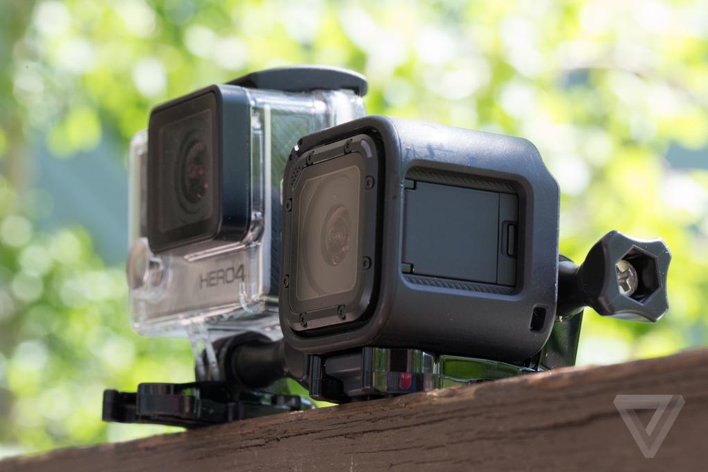 更小巧、更精簡的 GoPro 成員來了,歡迎 GoPro Hero 4 Session - 癮科技