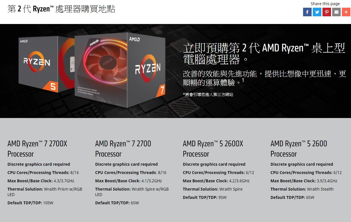 Socket AM4, , Product, Product design, AMD 銳龍 5 1600, Central processing unit, Brand, Ryzen, Gigahertz, Website, amd ryzen 5 1400 3.2ghz 10mb - 4c 8t - am4, product, product, font, product design, website, brand, multimedia, media
