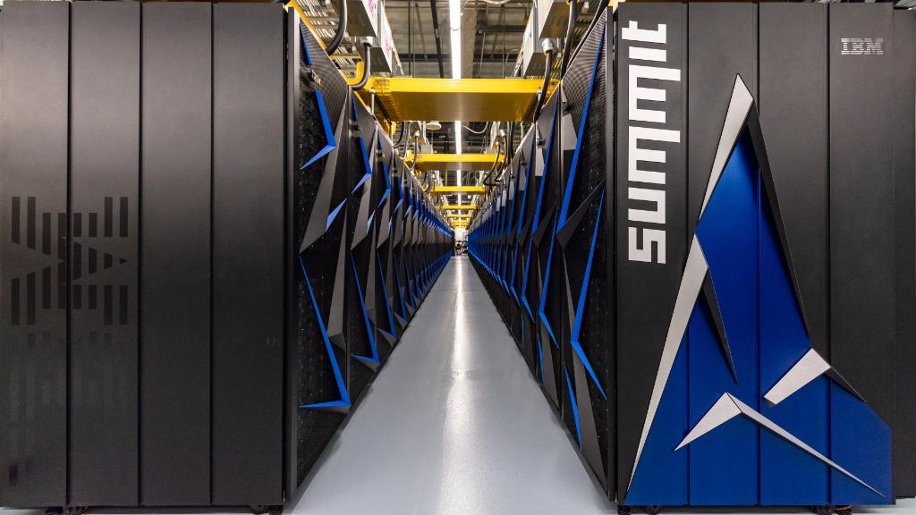 Oak Ridge National Laboratory, Summit, Supercomputer, FLOPS, Technology, Computer, IBM, Nvidia, product, technology, 橡樹嶺國家實驗室,Summit,超級計算機,FLOPS,技術,計算機,IBM,Nvidia,產品,技術