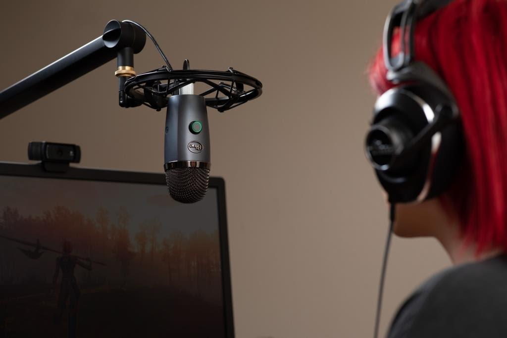 專業麥克風品牌 BLUE 將專業錄音室等級收音帶入消費級市場,推出 Yeti Nano 小雪怪 USB 麥克風