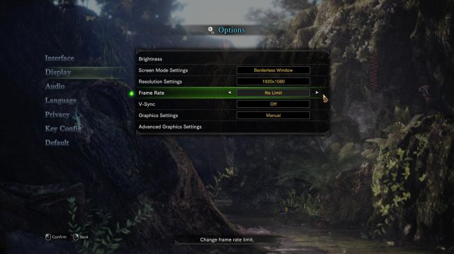Monster Hunter: World, Capcom, Video game, Xbox One, PlayStation 4, , Game, Steam, Role-playing game, Personal computer, Monster Hunter: World, screenshot, pc game, darkness, biome, games, jungle, computer wallpaper, midnight