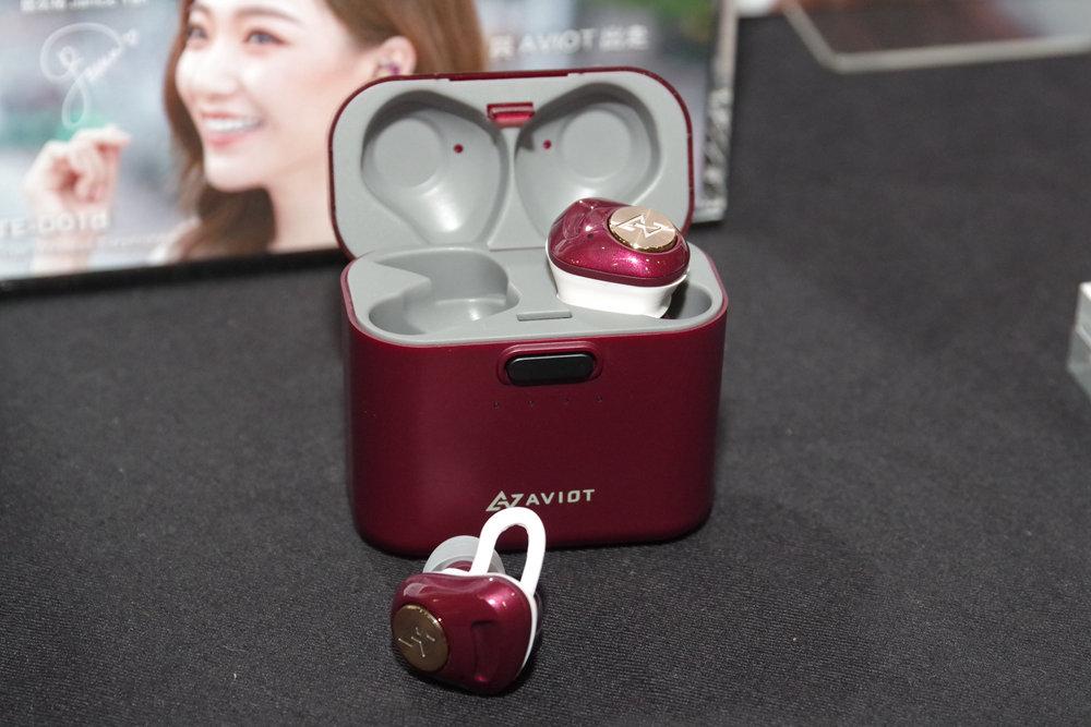 日系耳機新銳品牌 AVIOT 九月登台,挾最新藍牙晶片技術、日式調音進攻台灣無線耳機市場