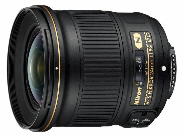 Nikon FX 格式新鏡頭三連發,新版標準變焦鏡皇、高倍變焦與 24mm 廣角定焦登場 - 癮科技
