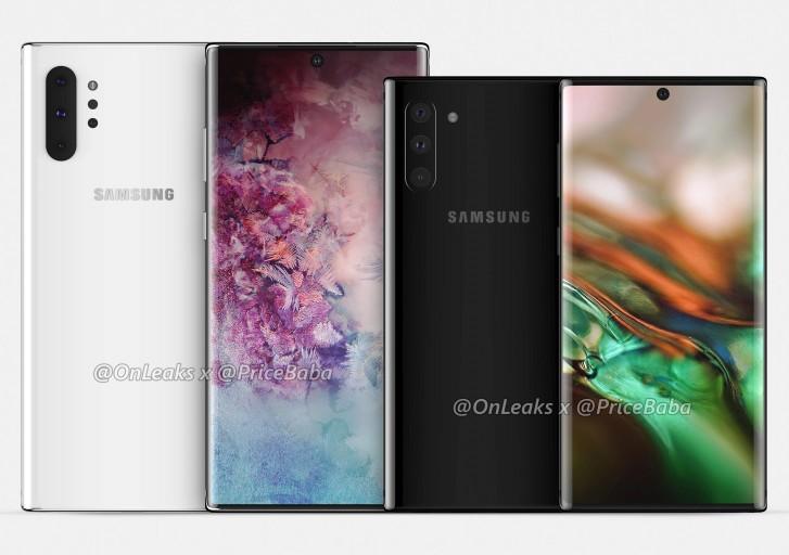韓國媒體爆料,三星 Galaxy Note 10 將在 8 月 10 日發表