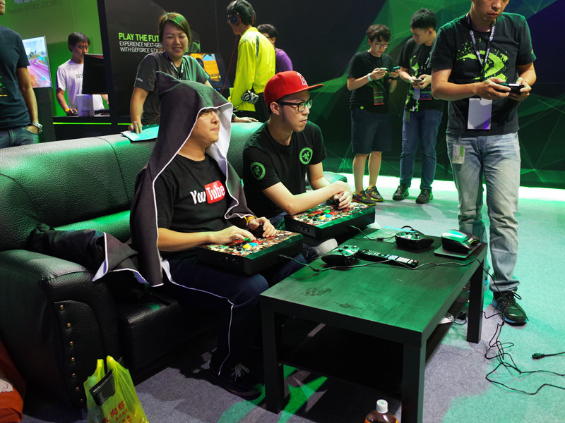 400 電玩鐵咖三天兩夜挑燈夜戰,亞洲最大 Lan Party WirForce 2015 開跑 - 癮科技