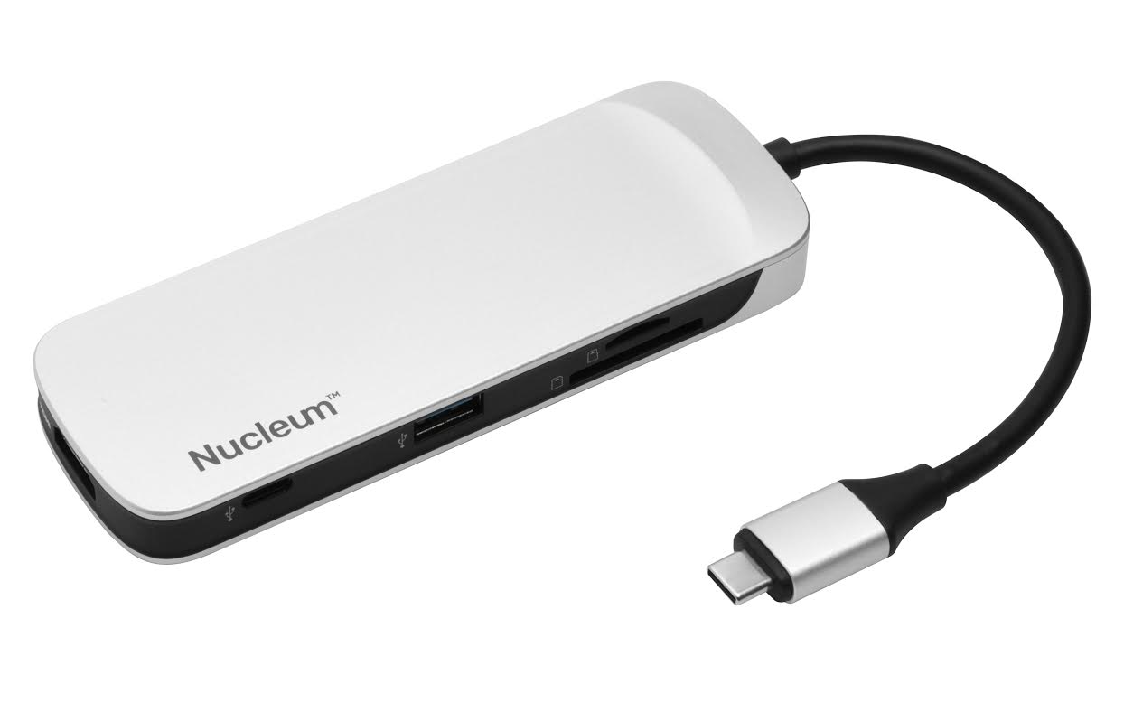 Laptop, MacBook Pro, MacBook, USB-C, , Kingston Technology, USB, USB Flash Drives, HDMI, USB hub, kingston nucleum, technology, electronics accessory, electronic device, product, adapter, product, product design, cable, electronics, hardware