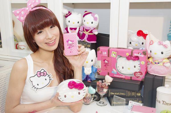 是LG 火速在台推出 Pocket Photo 3.0 ,並推 Hello Kitty 限量版這篇文章的首圖