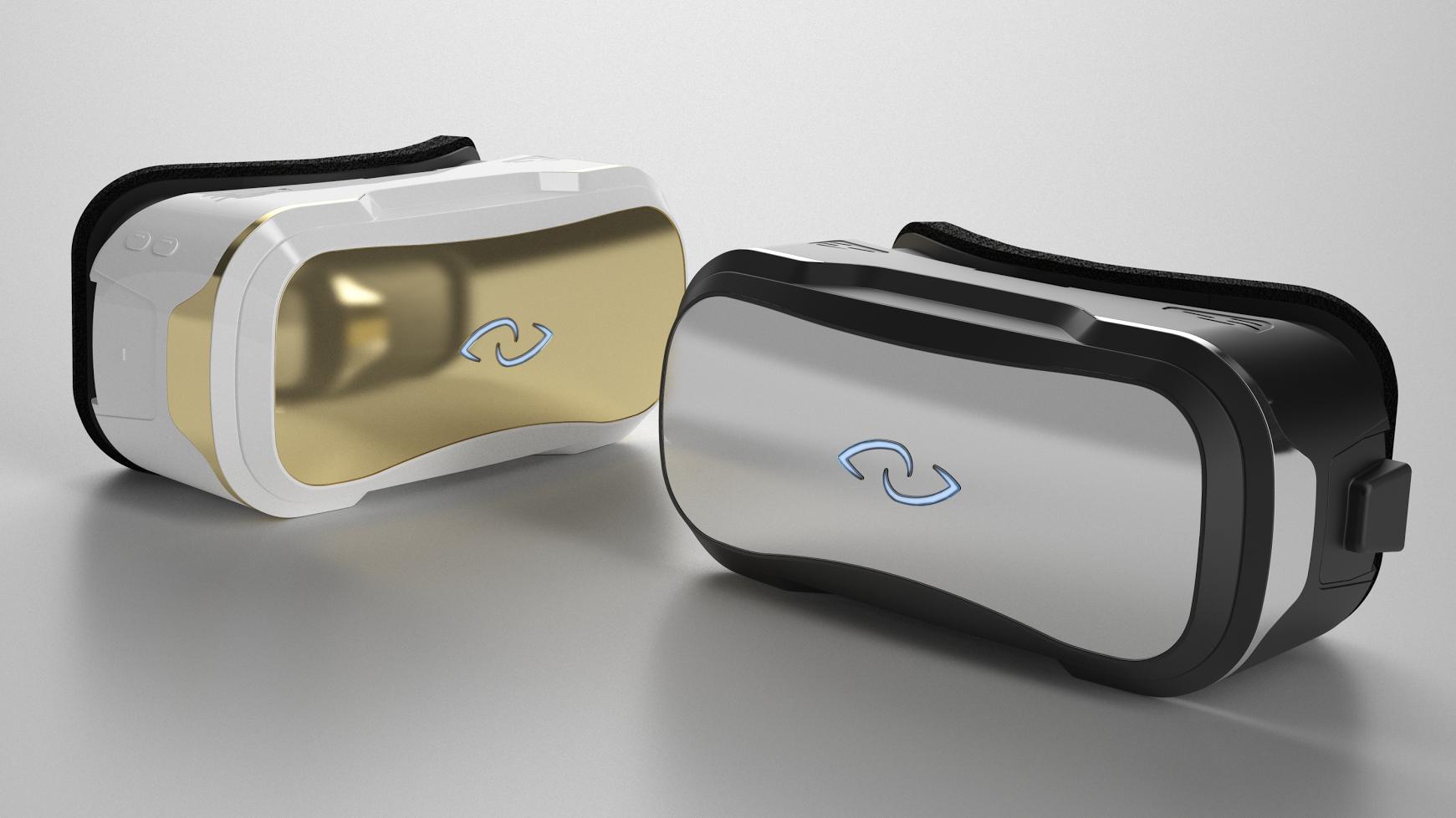 是主打目前量產品中最輕盈的 VR 頭戴顯示, 3Glasses 在台展出 3Glasses D2 開拓者版這篇文章的首圖