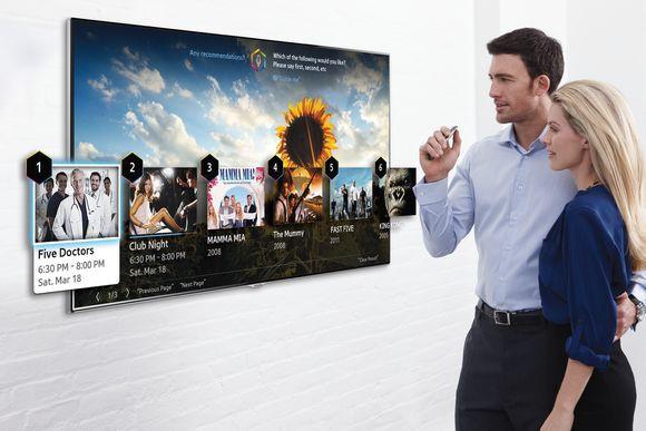 是三星宣示 2014 年智慧電視將強化語音指令與手指體感功能這篇文章的首圖