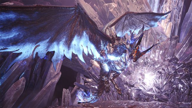 Monster Hunter: World, Video Games, , Game, Dragon, Capcom, Steam, Downloadable content, Arch, , arch tempered xeno jiiva, Dragon, Cg artwork, Fictional character, Illustration, Wing, Mythical creature, Demon, Art, Mythology, Screenshot