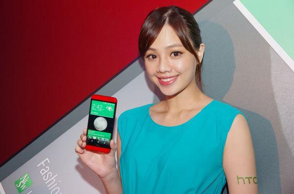 """是延續蝴蝶機的日系風 LTE 全頻機, HTC One 時尚版"""" E8 """"在台推出這篇文章的首圖"""