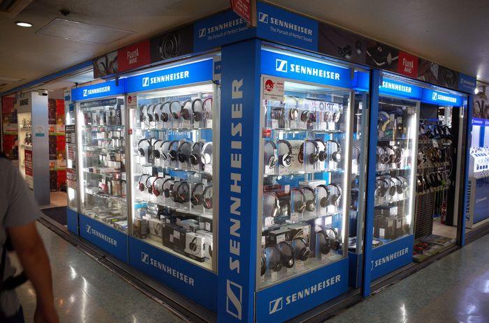 是耳機迷在東京值得朝聖的名店,中野 Fujiya-AVIC這篇文章的首圖