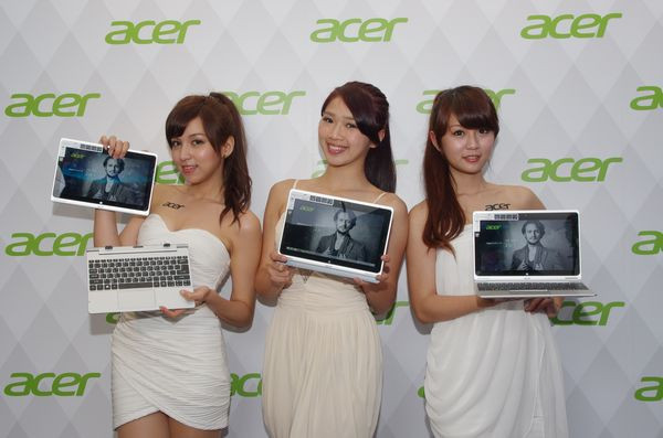 是以磁吸創造一加大於二的應用模式, Acer 在台推出 Aspire Switch 10 平板筆電這篇文章的首圖