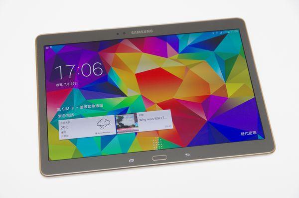 是傳除了 Galaxy S6 、 S6 Edge ,三星還將於 MWC 發表比新一代 iPad Air 薄的 Galaxy Tab S2這篇文章的首圖
