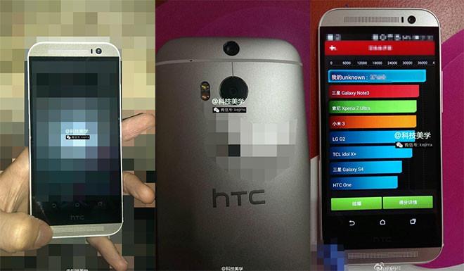 是HTC M8 安兔兔跑分曝光,並拍出機頂設計這篇文章的首圖