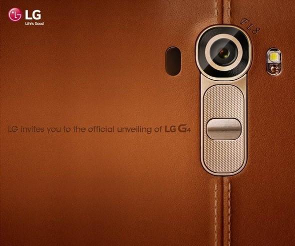 LG G4 釋出預告,主打 IPS Quantum Display 螢幕顯示 - 癮科技