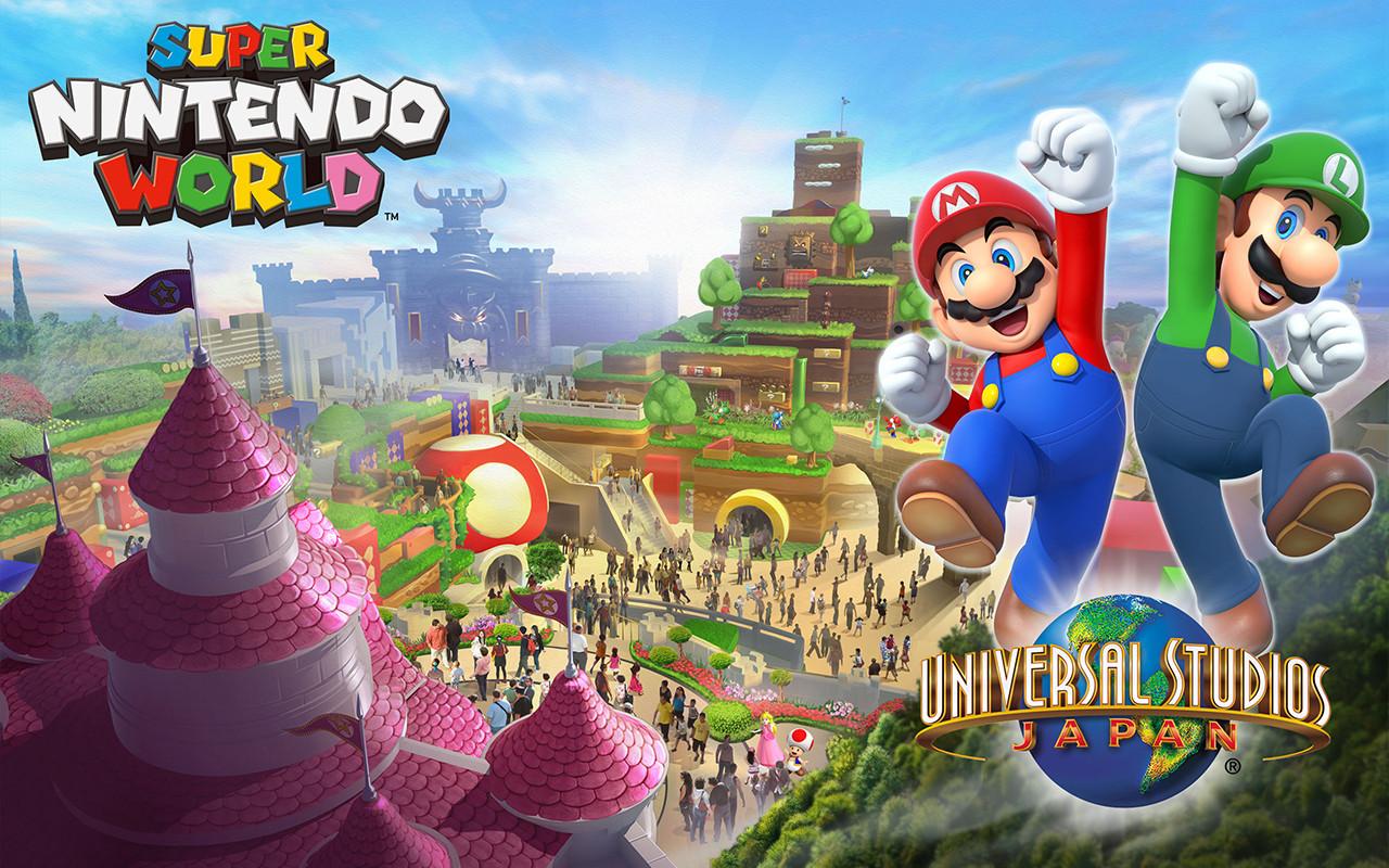 是任天堂粉絲歡呼吧,日本環球影城將在 2020 年前推出 Super Nintendo World 主題樂園這篇文章的首圖