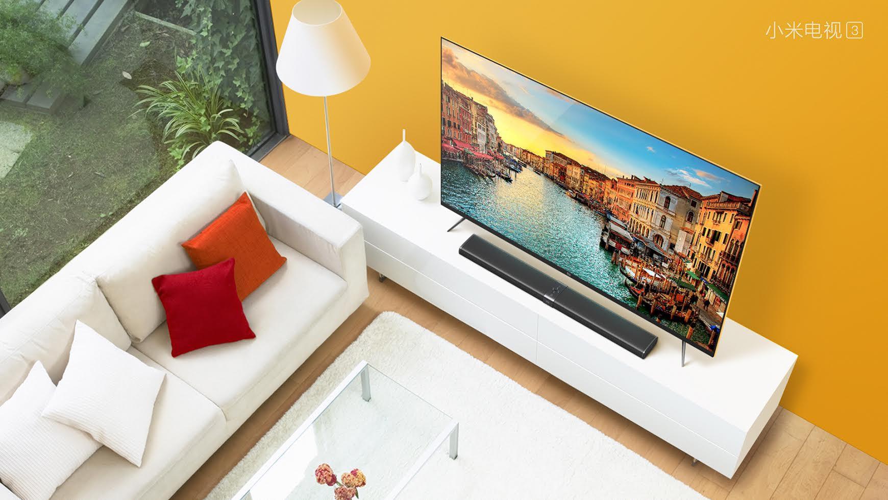 是小米在中國推出第三代小米電視以及平民版 Segway 九號平衡車這篇文章的首圖