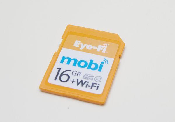 是分享相機美麗照片的便利選擇, Eye-Fi Mobi 無線記憶卡動手玩這篇文章的首圖