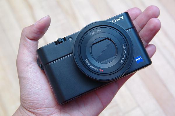 是一吋元件的新世代隨身機標竿, Sony RX100 動手玩這篇文章的首圖