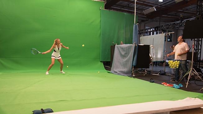 是HTC 將於美國網球公開賽利用 HTV Vive 讓球迷感受女子職業網球選手莎拉波娃的擊球力道這篇文章的首圖