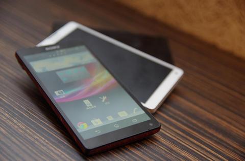 是傳聞 Sony 考慮在 2014 年推出 Windows Phone 手機這篇文章的首圖
