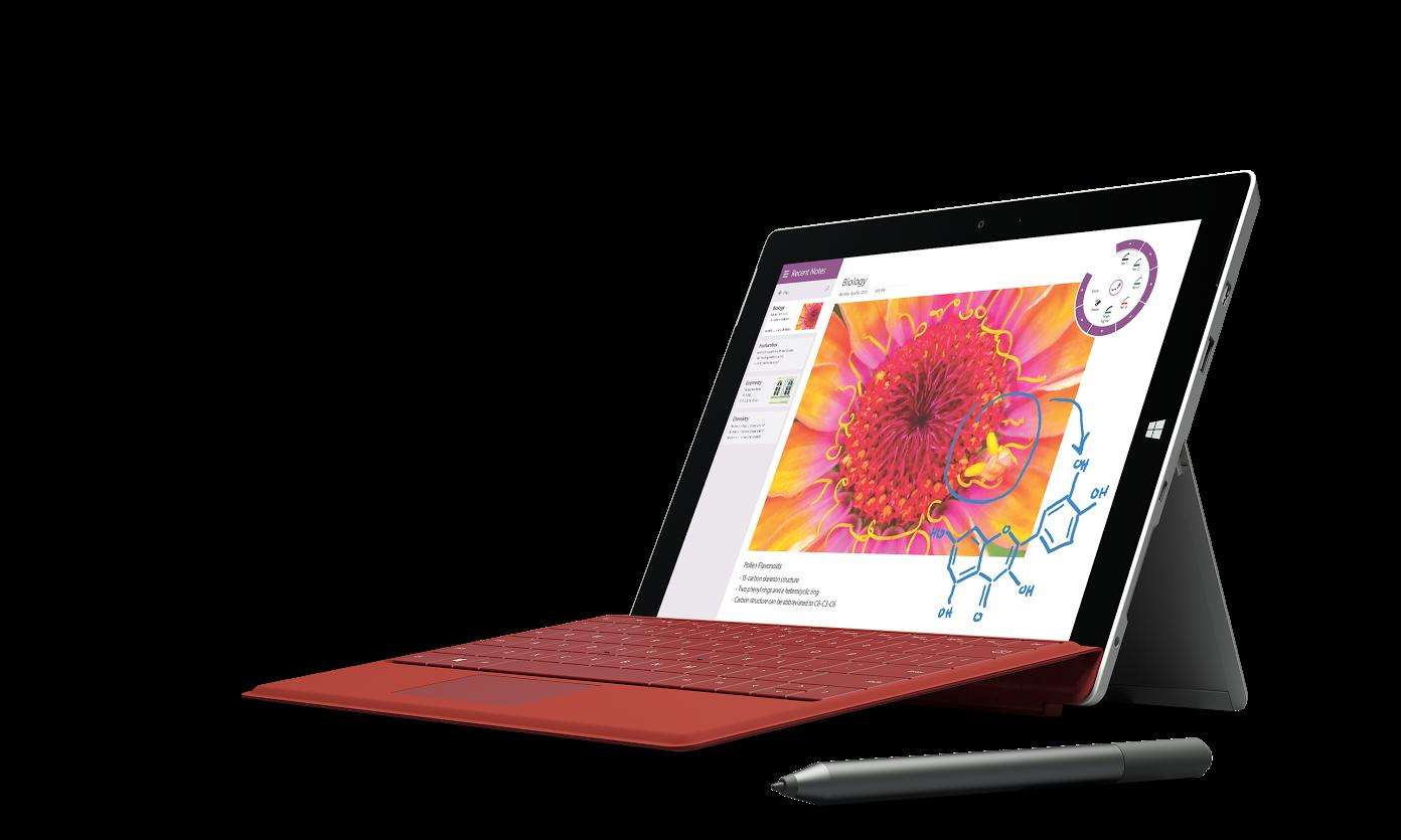 是微軟 Surface 3 台灣售價出爐,零售版與商業版將於 5 月 5 日上市這篇文章的首圖